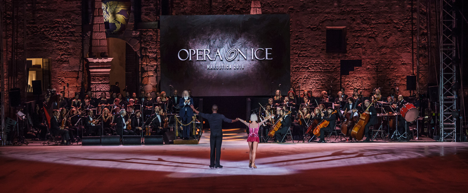 Opera on Ice su Canale 5 a Natale
