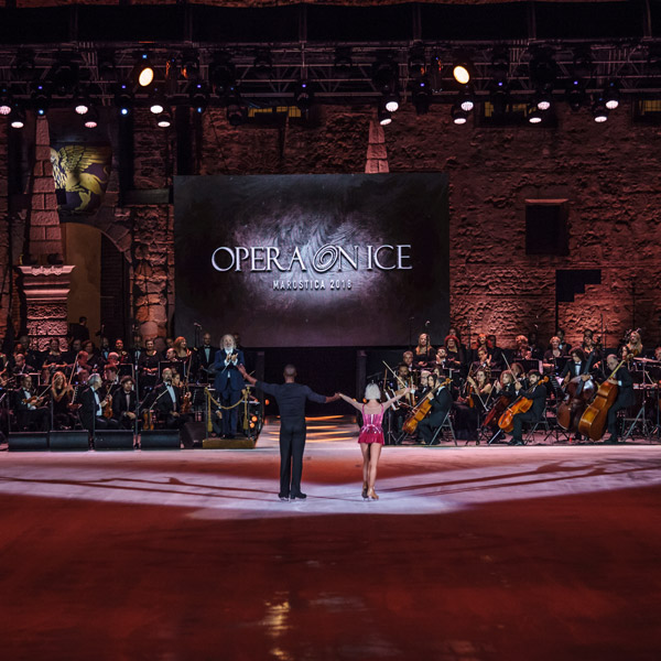 Opera on Ice | 25th December, on Canale 5 - Music emotions on ice