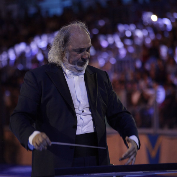 Opera on Ice | 25th December, on Canale 5 - Music Director Diego Basso