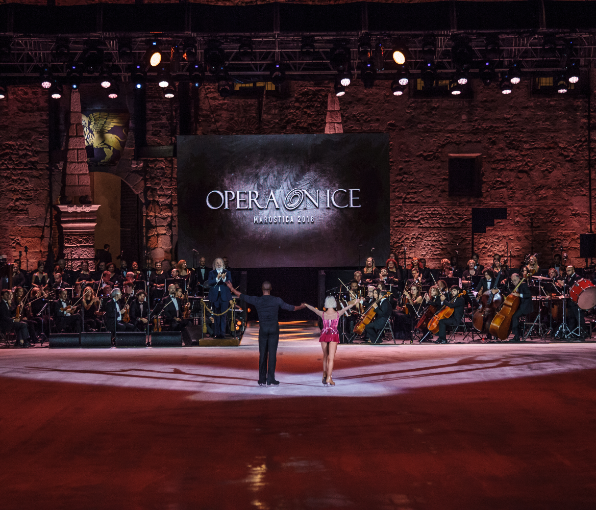 Sono online le foto di Opera On Ice - Guardale su Facebook o Flickr