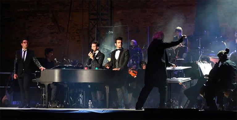 Il Volo - Italian Theater Tour  2015
