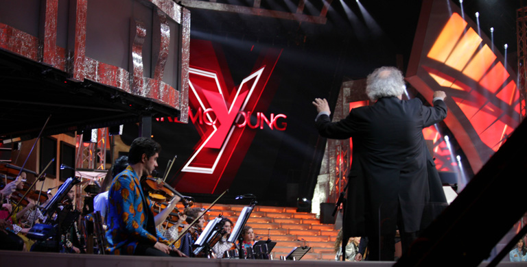 The Sanremo Young Orchestra and its Director Diego Basso